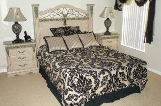 Queensize Second Bedroom
