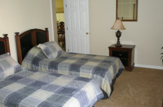 Twin Third Bedroom